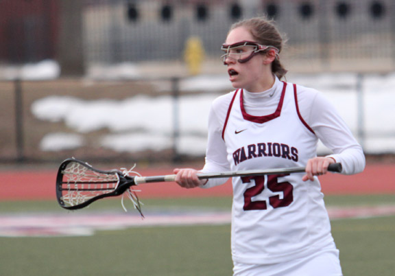 Women's Lacrosse Dumped by USM, 12-9