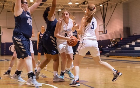 Finn Posts Double-Double as New Kensington Falls to Mont Alto in Women's Basketball