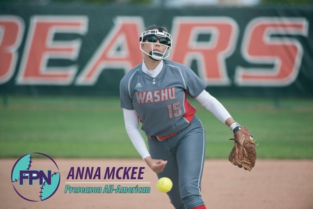 Anna McKee of Washington University Named Fastpitch News Preseason All-America