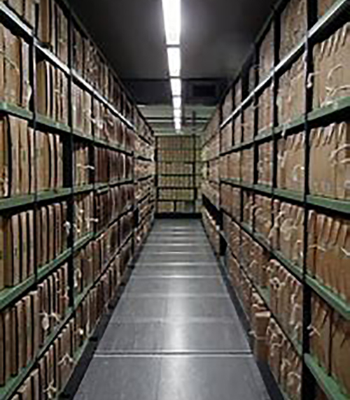 Conference archives consolidated