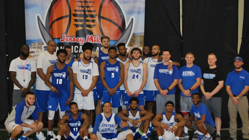 Men's Basketball Gains Cultural and Basketball Experiences at Jamaica Classic