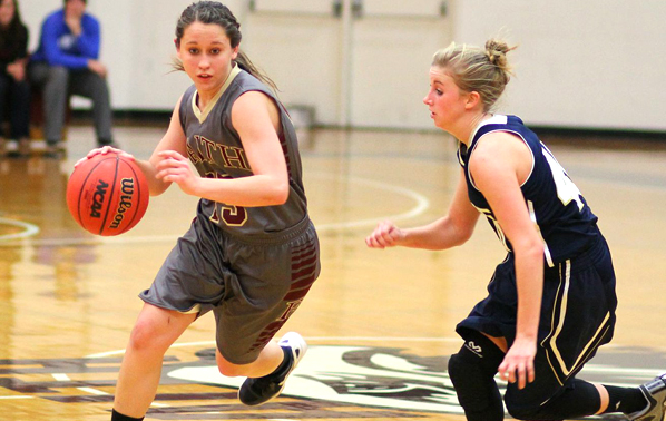 Ladies Fall in Final Minutes to Top Ranked Central Christian