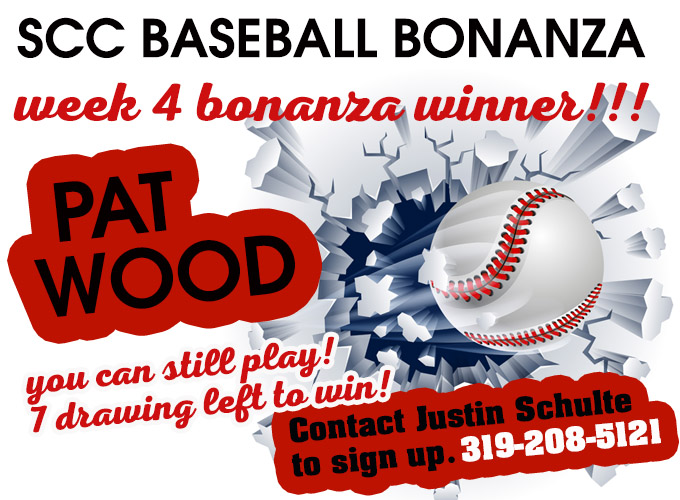 Baseball Bonanza Week 4 Winner