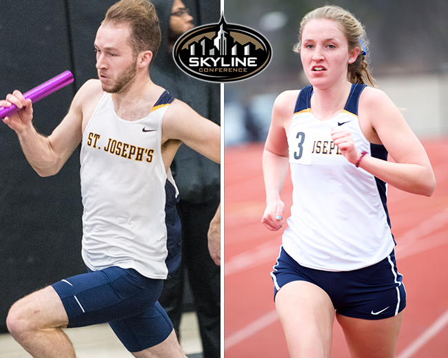 Linbrunner, MacDonell and Maitre Collect Skyline Weekly Honors