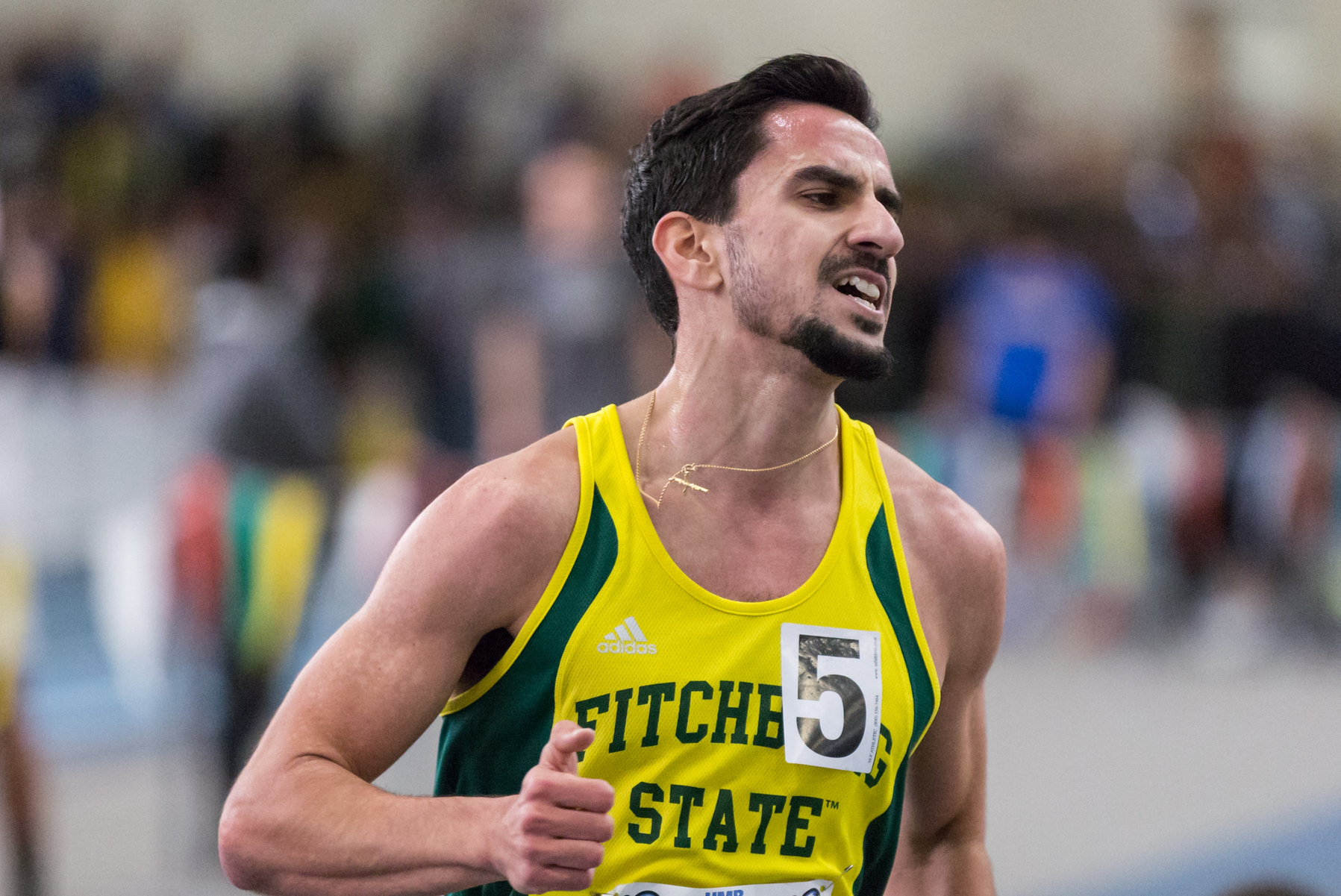 Fitchburg State Takes On Open New England Championships