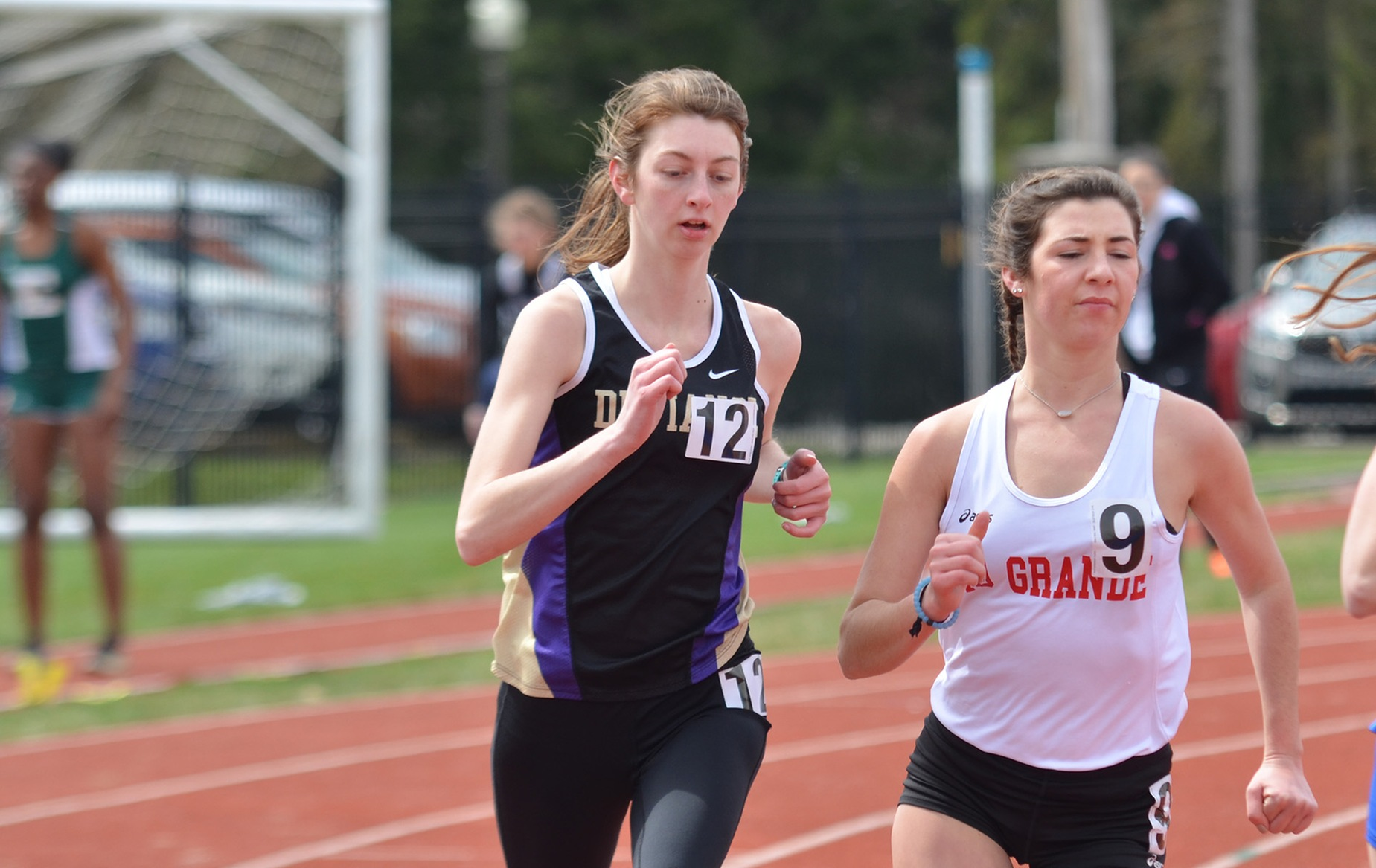 Defiance Track Competes at All-Ohio Championships