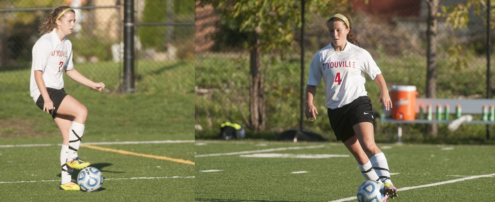 Four Second-Half Goals Power D'Youville Women's Soccer to Season Opening 5-0 Victory