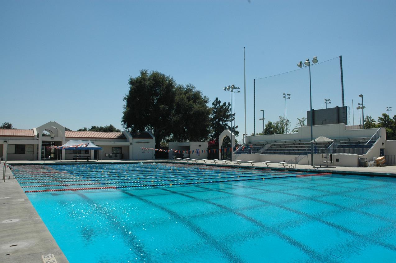 Haldeman Pool Pomona Pitzer