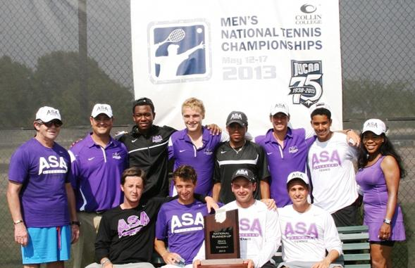 Men's tennis, #2 team in the nation.