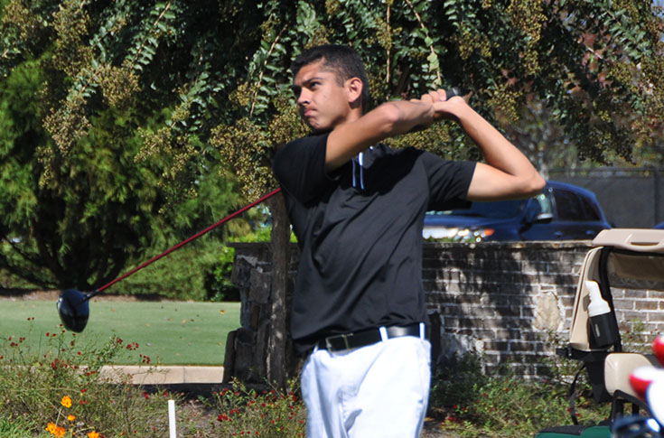 Golf: Panthers sixth after first round of O'Briant-Jensen Invitational