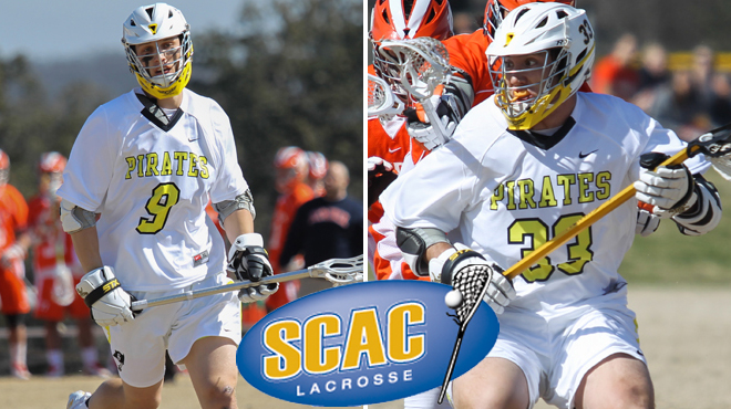 Southwestern's Timian, Downing Named SCAC Men's Lacrosse Players of the Week