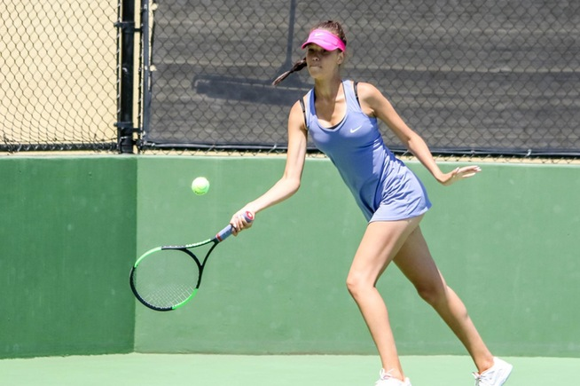 File Photo: Kseniia Prokopchuk to play for state singles title