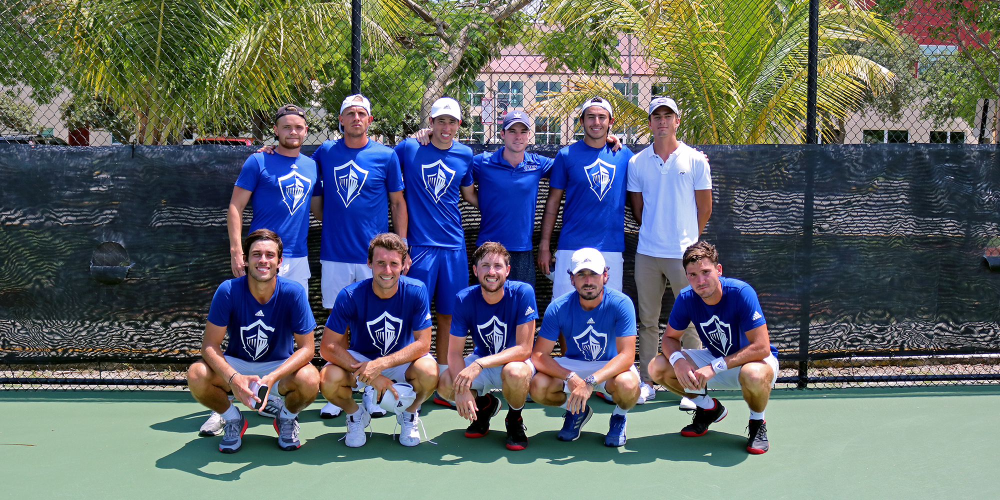 No. 2 Barry Ends Men's Tennis 2019 Campaign in NCAA South Region Championship