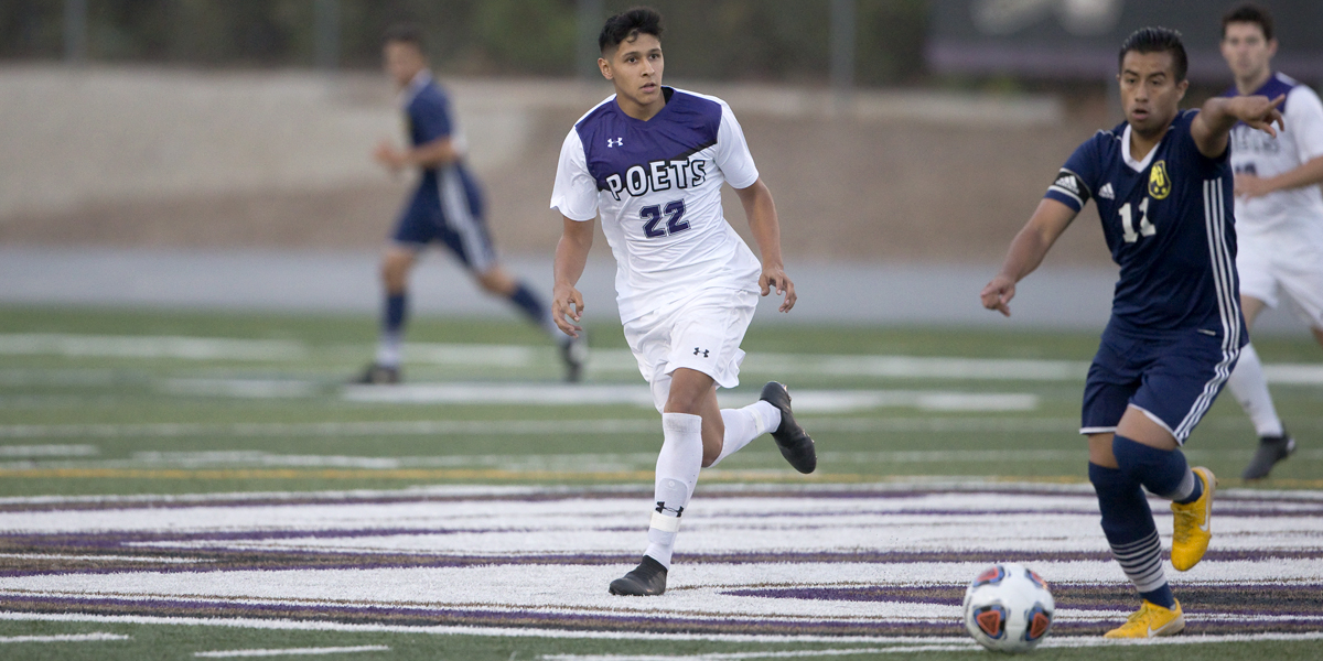 Second half goal downs Poets in loss to Oxy