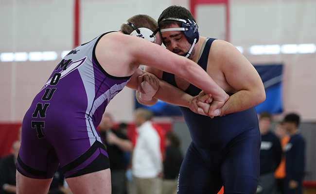 Wrestlers Compete at Spartan Mat Classic