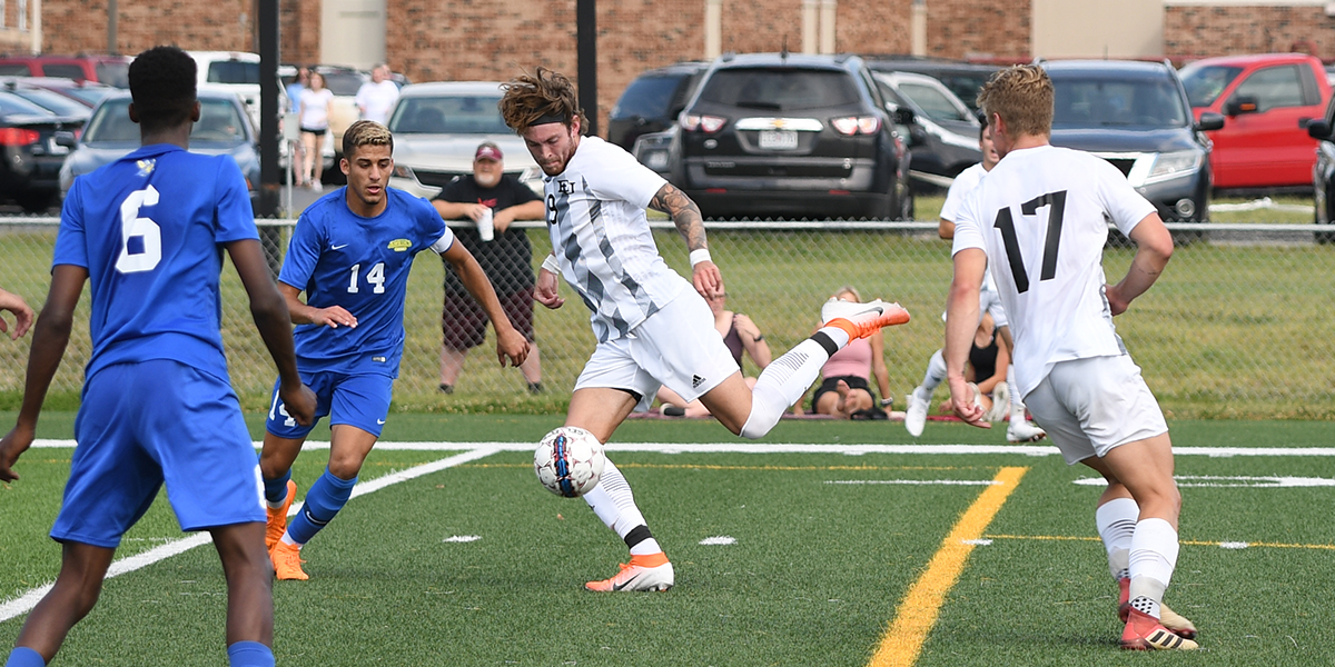 Evangel Men's Soccer Unable to Finish Rally in 3-2 Loss to Bethany