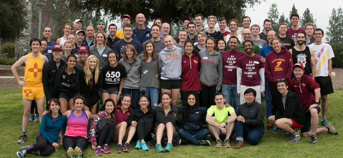 Records set at track and field alumni meet