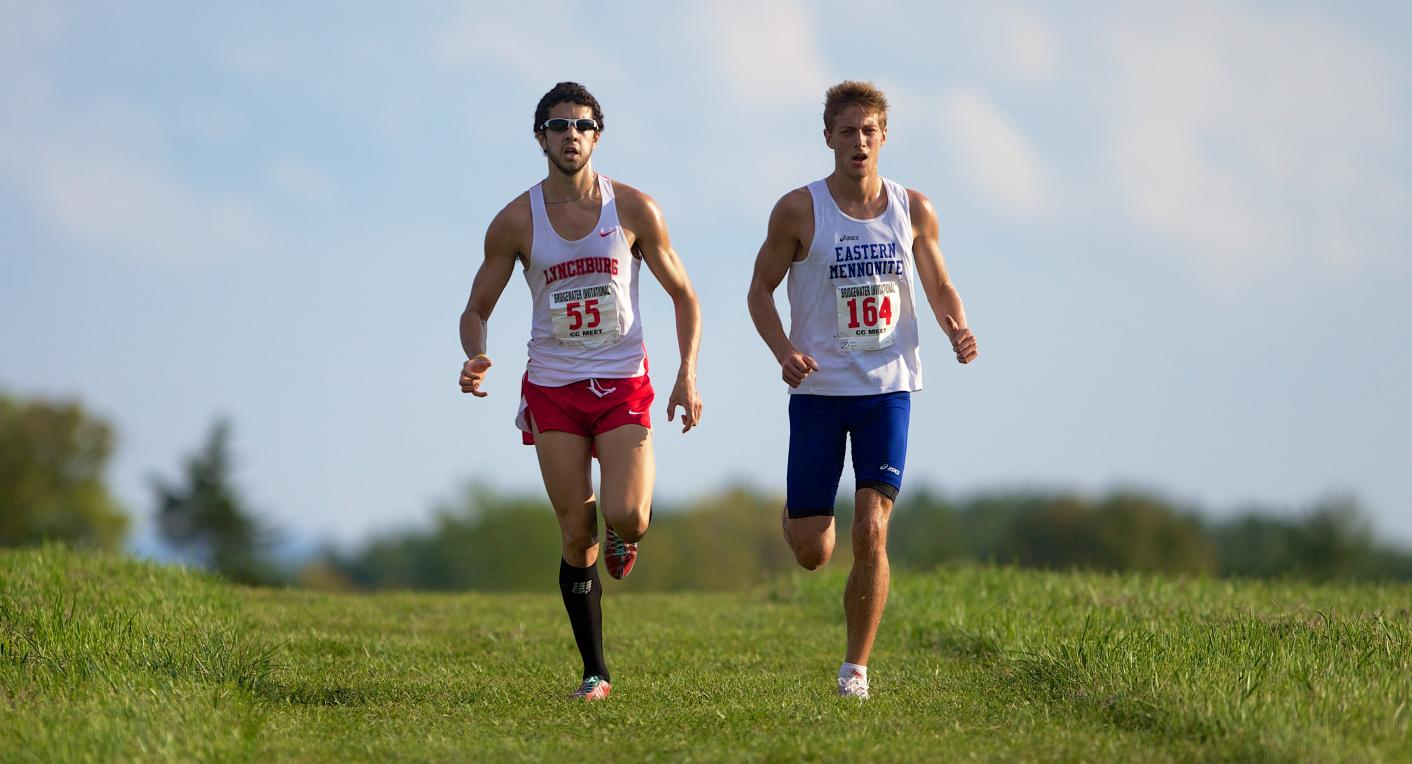 Senior Lawrence Minor Takes Second at Doc Jopson Invite
