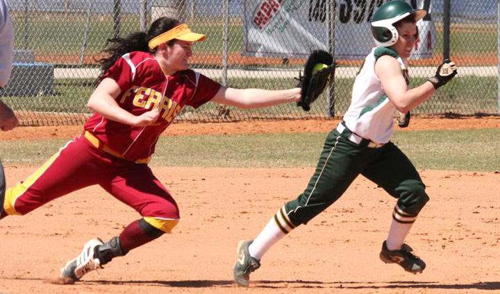 Ferris State Softball Splits Two Games In Wednesday Action