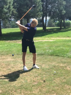 Kazousky leads the Way in First PSUGA Golf Match Since 2011