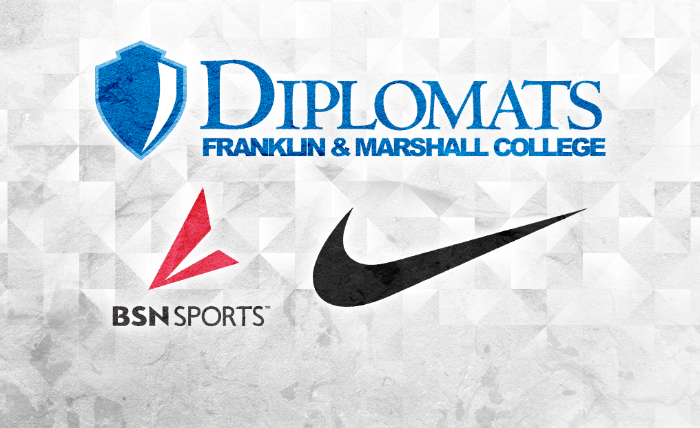 Franklin & Marshall College Partners with Nike & BSN Sports