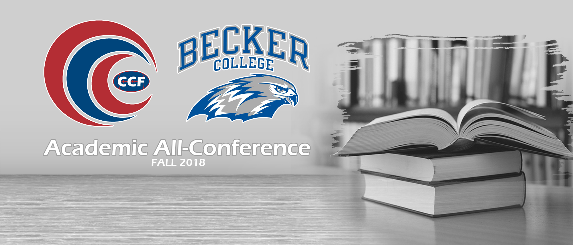 CCC Football Academic All-Conference, Fall 2018