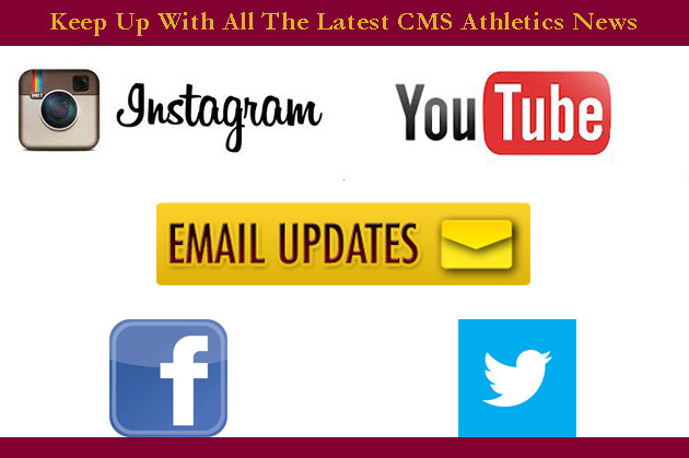CMS Athletics Broadens Fan Outreach With Addition Of Instagram And YouTube Pages