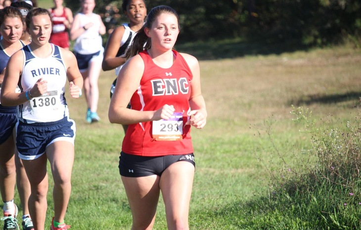 Women's Cross Country Finishes 19th at Emmanuel Saints Invitational Friday