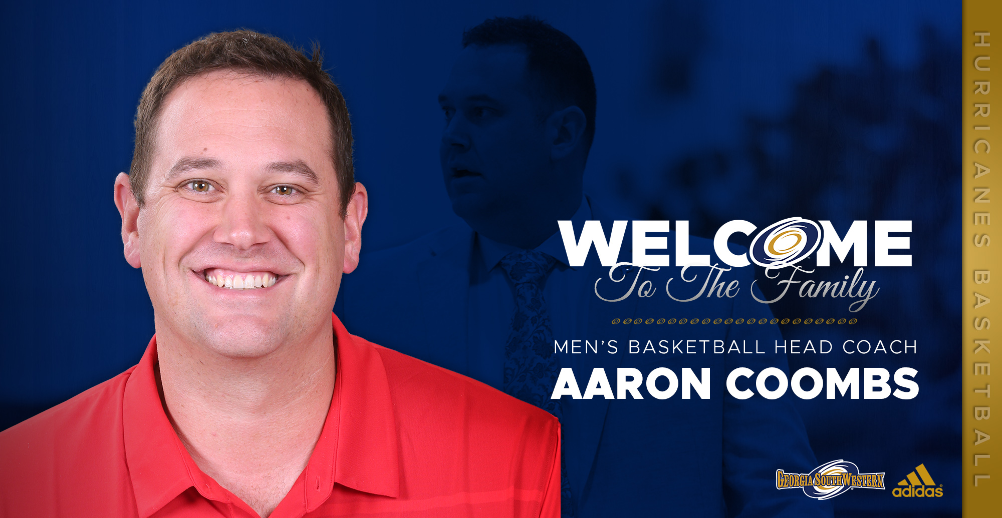 Coombs Hired to Lead GSW Men's Basketball
