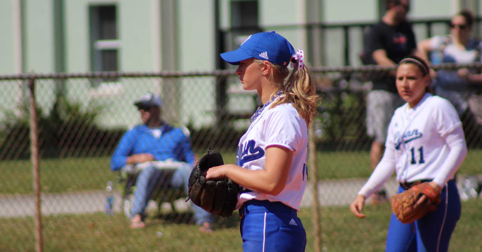 Softball Shut Out by Rollins