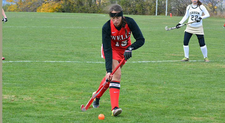 Field Hockey Tripped Up By Houghton, 2-0
