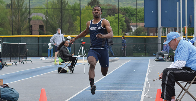 Moravian Men Finish Fifth at 2017 ECAC Division III Outdoor Championships