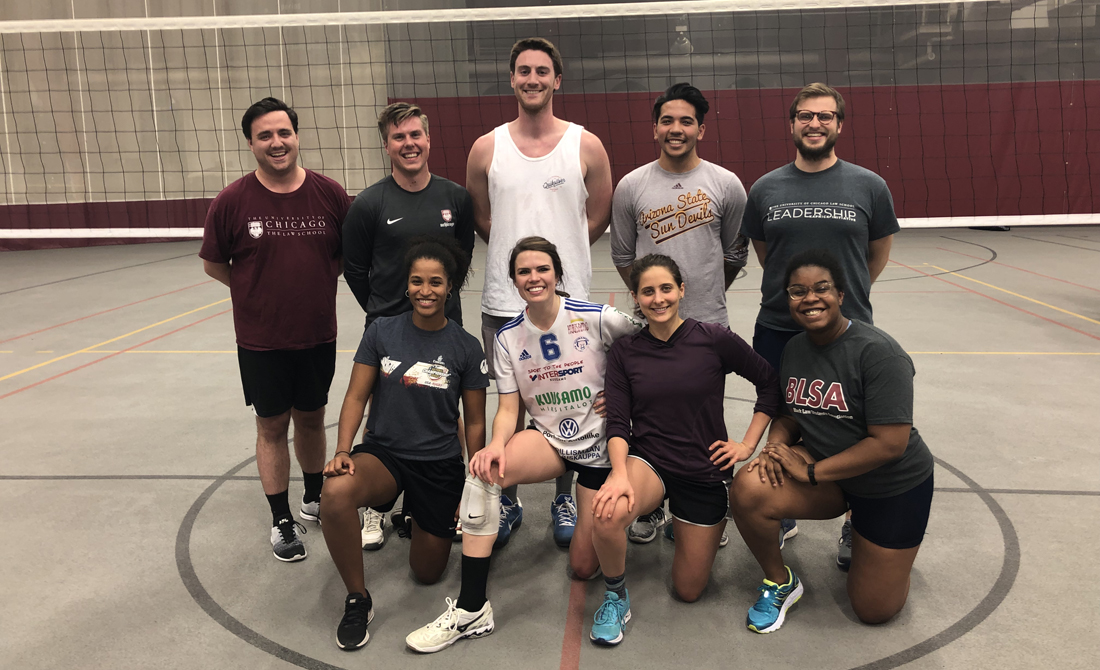 The Law School Wins 2018-19 Phoenix Cup