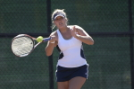 Women's Tennis Starts Season with Double Header in San Diego