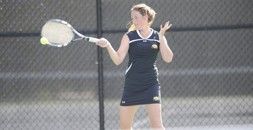 Women's Tennis Opens America East Championship Play vs. No. 2 Albany at Home on Saturday Afternoon