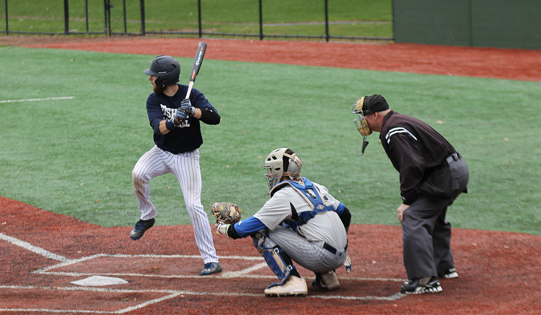 Baseball Records 400th Program Win with Two Victory's Over Penn. State Brandywine