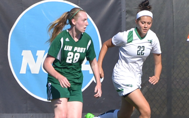 Wildcats Score First But NSCAA East Region No. 4 LIU Post Overpowers Wilmington Women's Soccer, 5-1