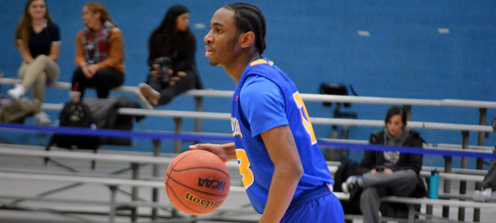 Young's Career Outing Not Enough For Men's Basketball In 72-60 Loss At Dominican