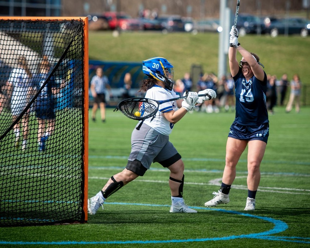 WLAX: Wildcats Win Big Over Cazenovia in NEAC Play.