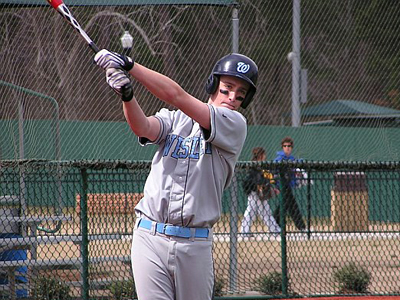 Morlock Hits for Cycle in Wesley Rout