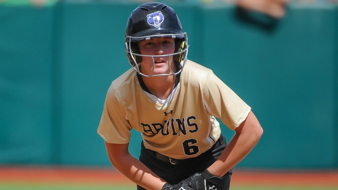 Hannah Carter collected four hits and four RBIs in the sweep