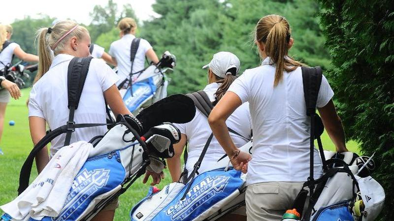 Women's Golf Completes Day One at Yale