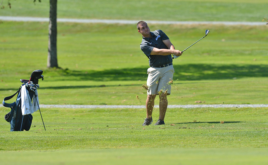 Men's Golf Places Fifth at FPU Fall Invitational