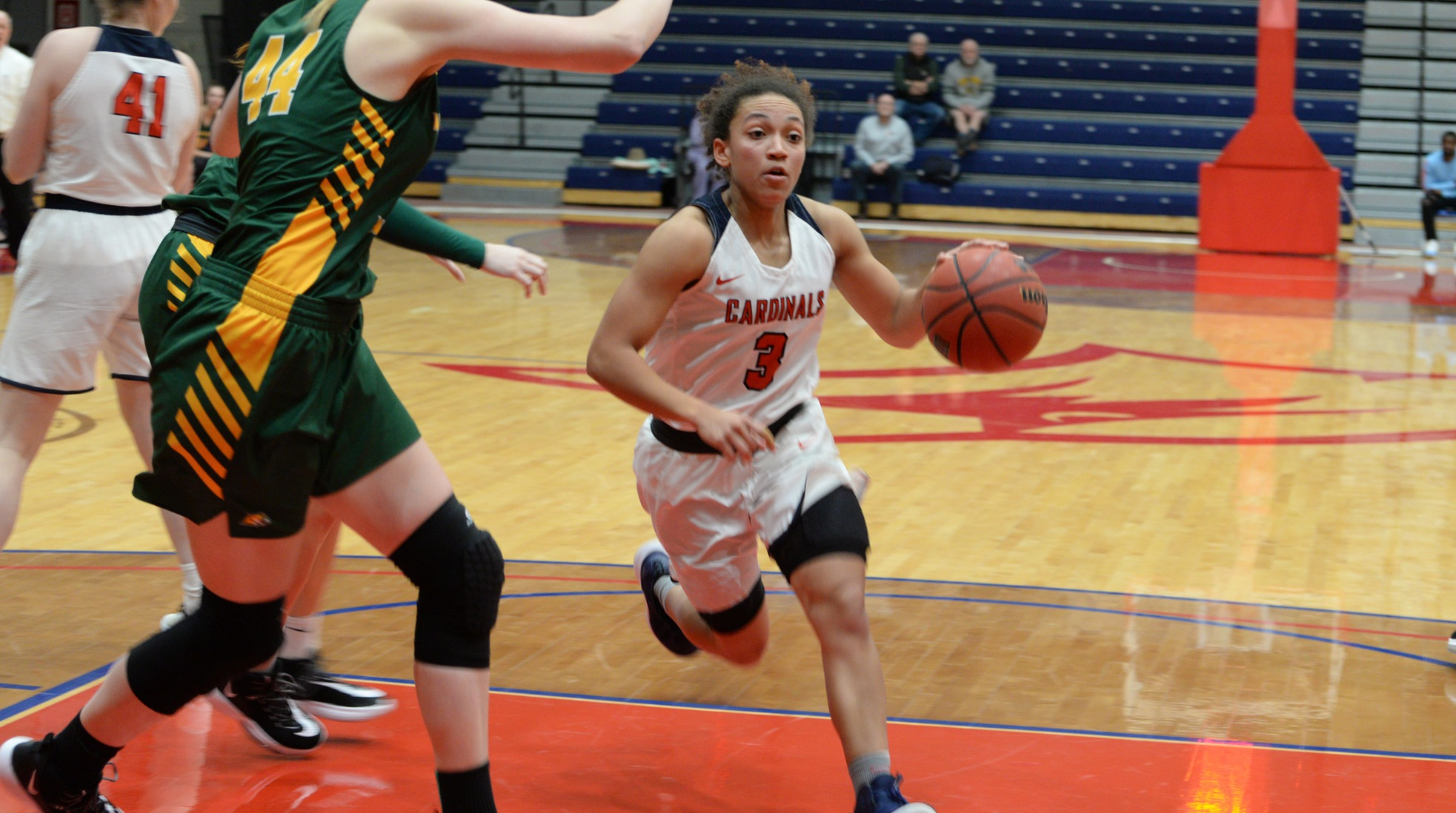 Big fourth quarter not enough as SVSU falls to NMU, 71-66