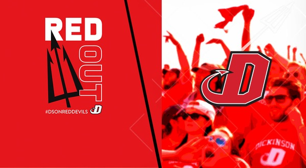Join Red Devil Nation for RED OUT weekend at the Kline Center