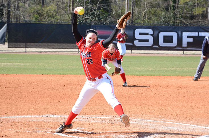 Softball: NCAA Atlanta Regional schedule released; Panthers take on No. 7 Emory on Friday