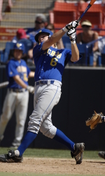 UCSB Continues Offensive Assault Beating Cal State Northridge 9-3.