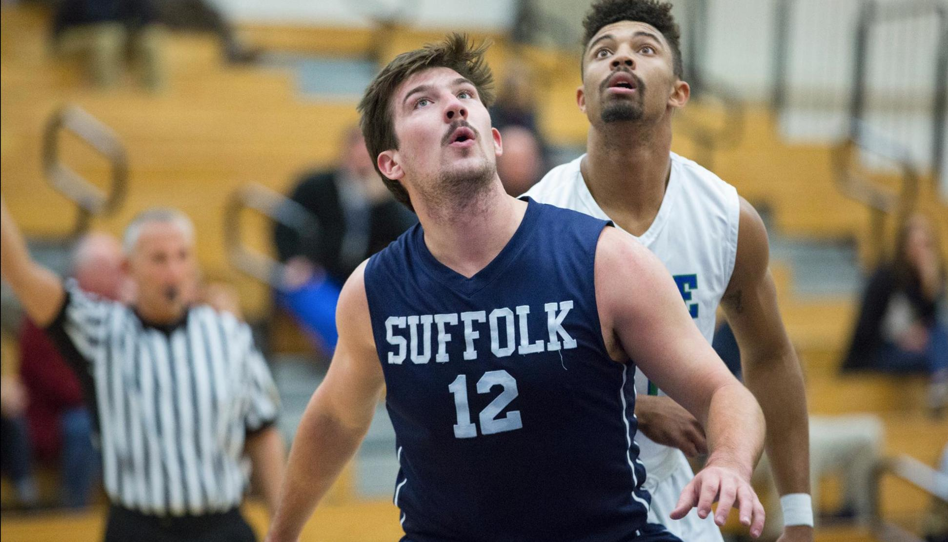 Men's Basketball Falls at the Buzzer at Salve Regina, 73-71