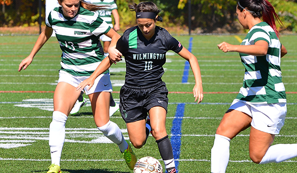 Women's Soccer Scores First But Fall on the Road, 4-1, to LIU Post