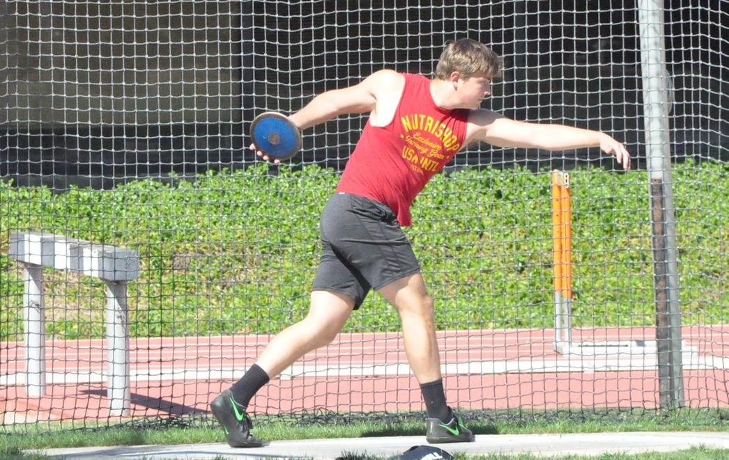Krasnoperov Moves up Javelin Top 10 List